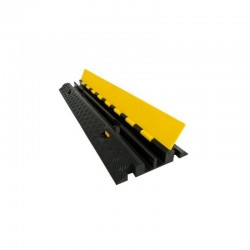 Cubre Cable Outdoor WEINAS® CP-100 2 Canales 100x25x5 Cm