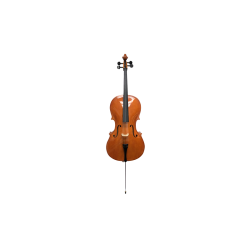 Cello 4/4 MONTAG MCEG-44 C/FUNDA Gloss