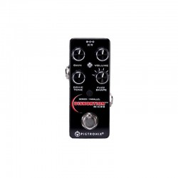 Pedal Guitarra PIGTRONIC DISNORTION™ Micro Fuzz y Overdrive