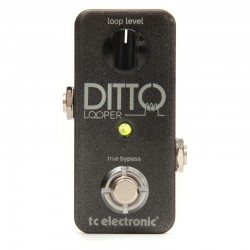 Pedal Looper TC ELECTRONIC® Ditto Looper