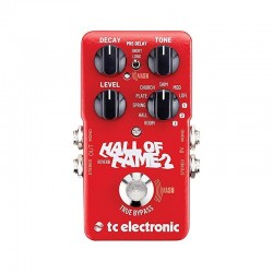 Pedal Reverb TC ELECTRONIC® HALL OF FAME 2