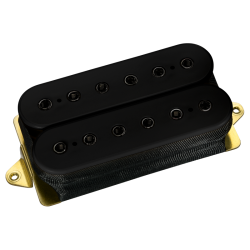 Cápsula DiMarzio® DP100 BK Super Distortion® Humbucker