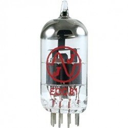 Tubo Preamplificador JJ Electronic 12AT7 A.F. DOUBLE TRIODE