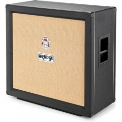 Gabinete Guitarra ORANGE™ PPC412 Compact BK 240W Close Back