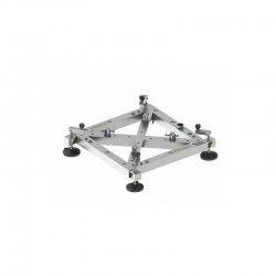 Base Truss Torre WEINAS® TST008 600x600 P/300/400mm Spigot