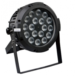 Par Led Outdoor WEINAS® D618 RGBWA+UV  Waterproof Casex6